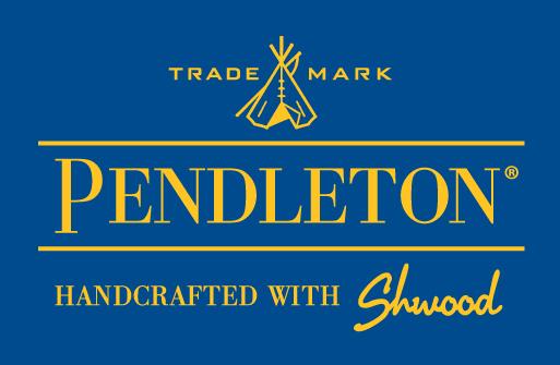 Shwood x Pendleton collab label