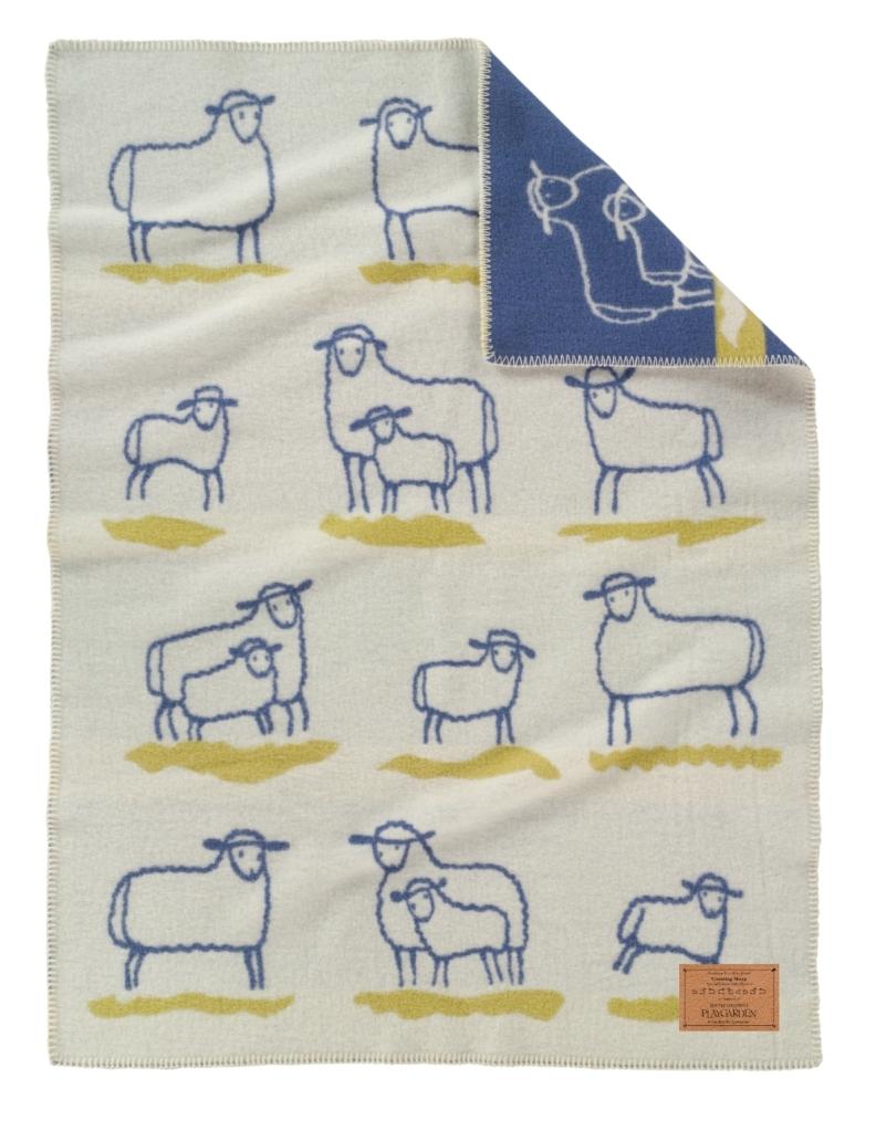 Pendleton Counting Sheep blanket