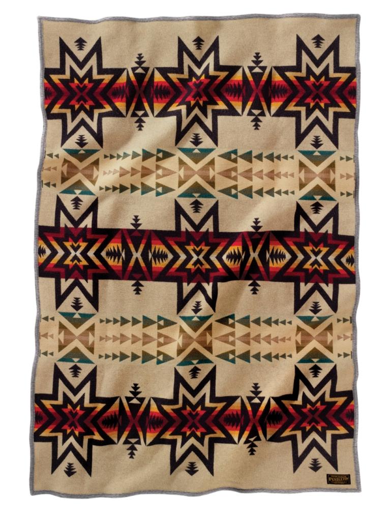 Los Lunas Vintage COllection Blanket