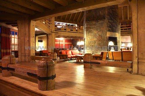 Timberline Lodge 75th Anniversary Celebration A History