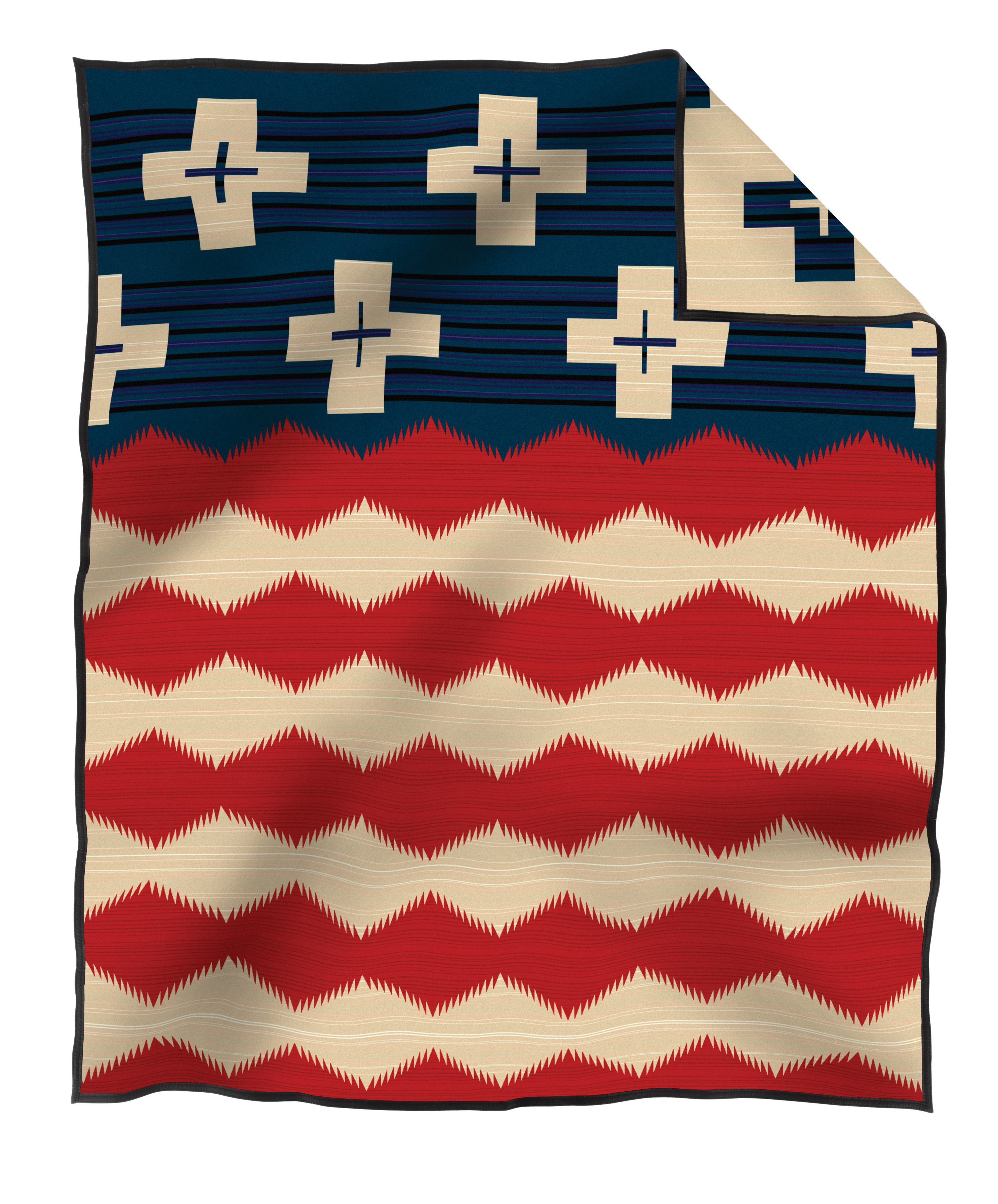 patriotic pendletons  blankets with a message