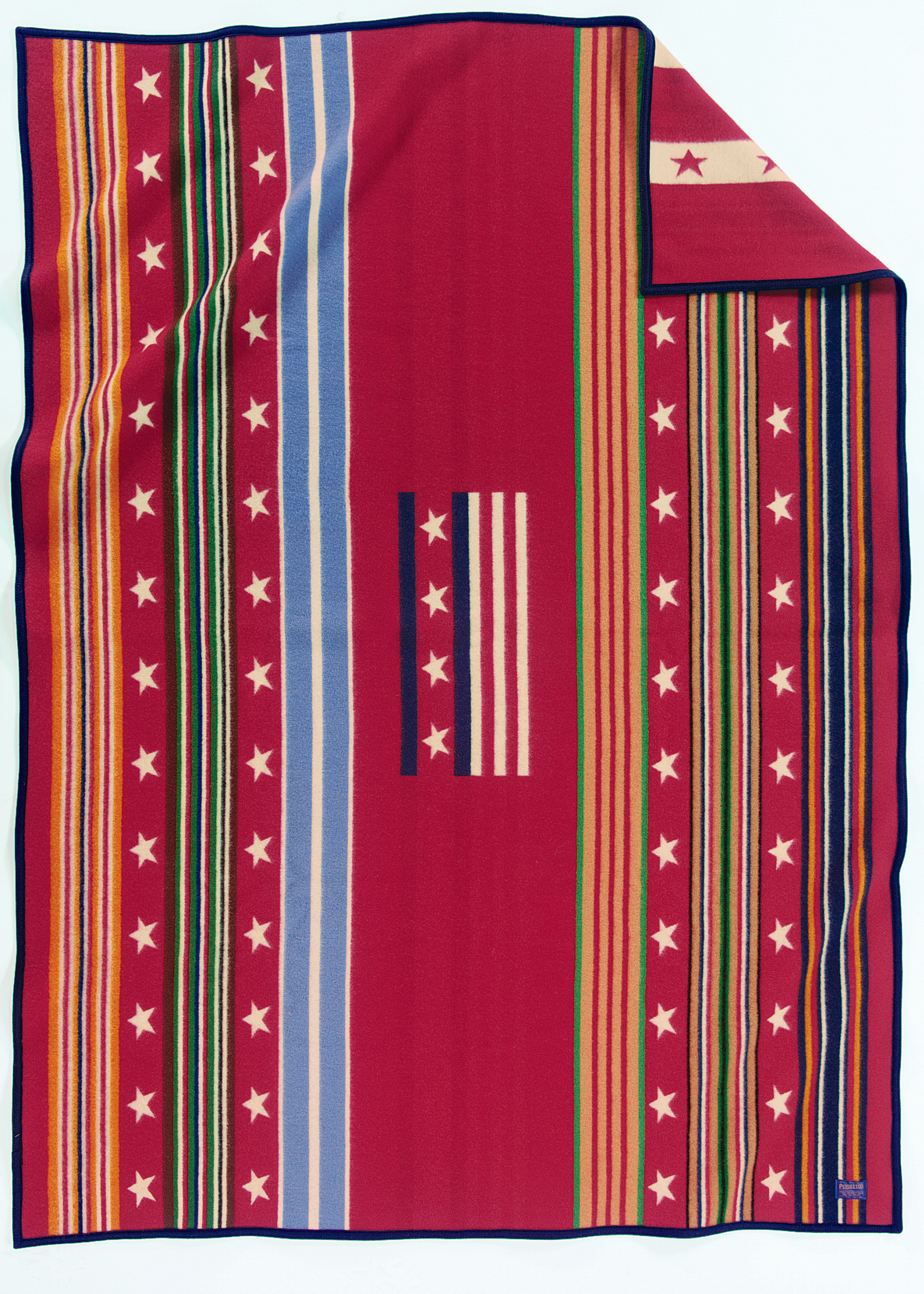 A Blanket That Makes A Difference On Memorial Day Pendleton Woolen