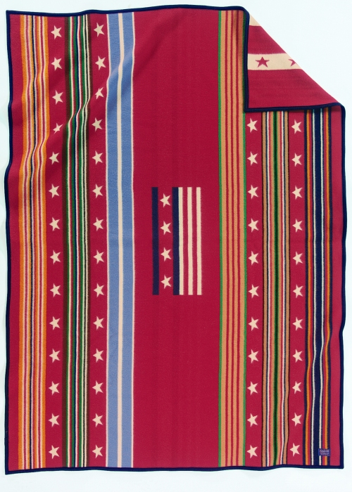 Grateful nation blanket