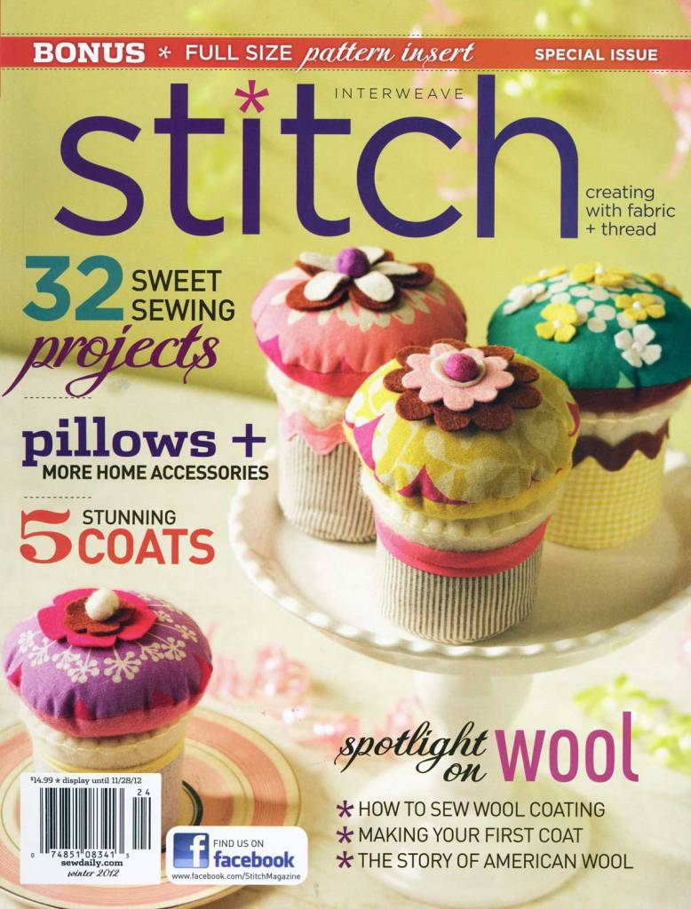 Cover of Stitch Magazine