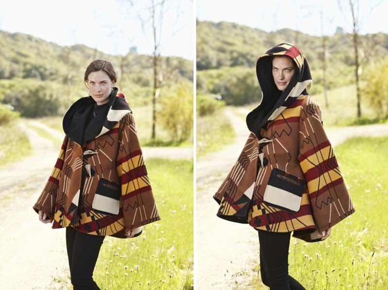 Lindsey Thornburg cloak
