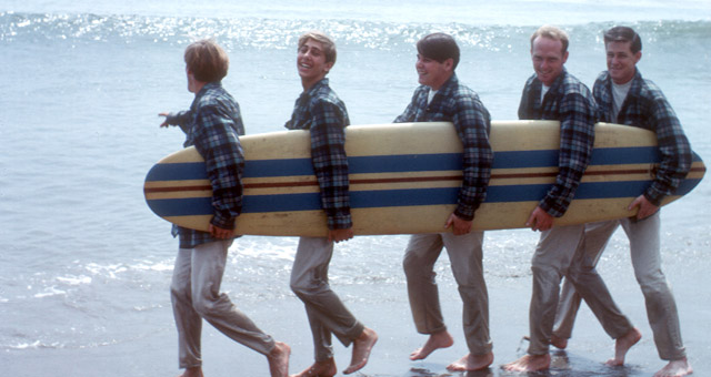 Beach Boys Wild Honey Tour Shirts