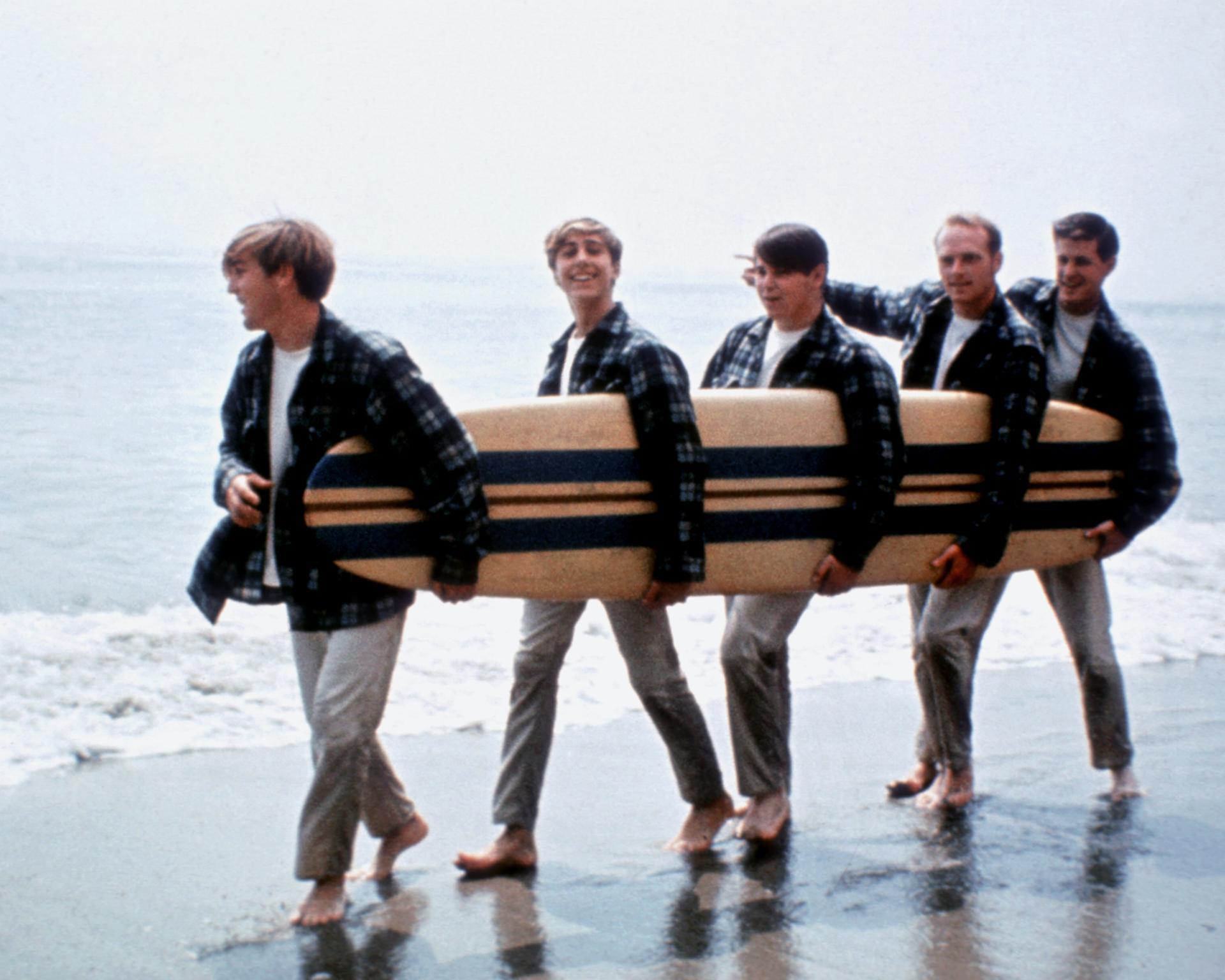 beach boys - photo #1