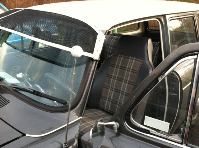 jeremys car interior