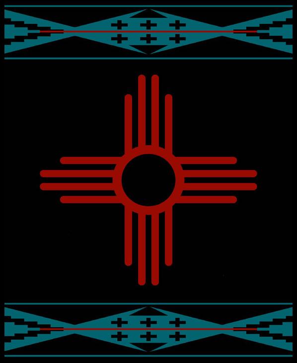 New Mexico Centennial Pendleton Woolen Mills