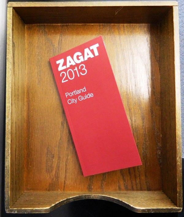 Portland_Zagat guide for 2013