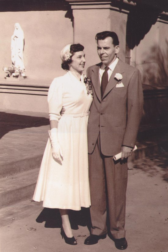 Storks Wedding, 10/27/1951