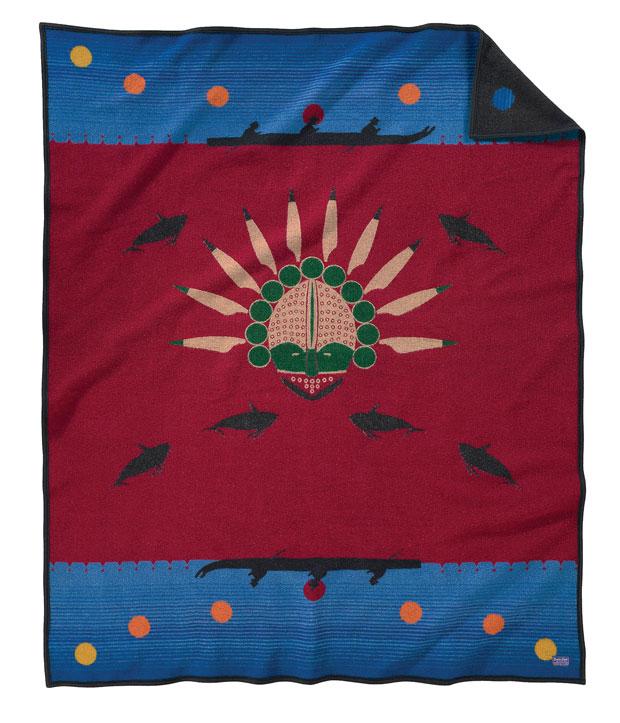 Sugpiaq Imaq blanket