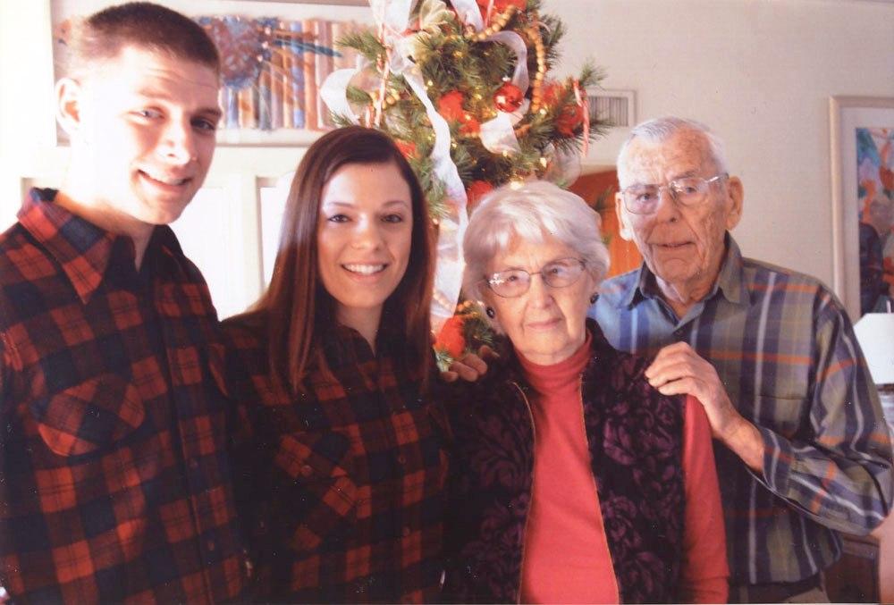 Lauren & Drew, Robert & Melba