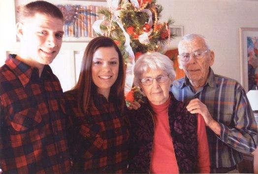 Lauren &Drew, Robert & Melba