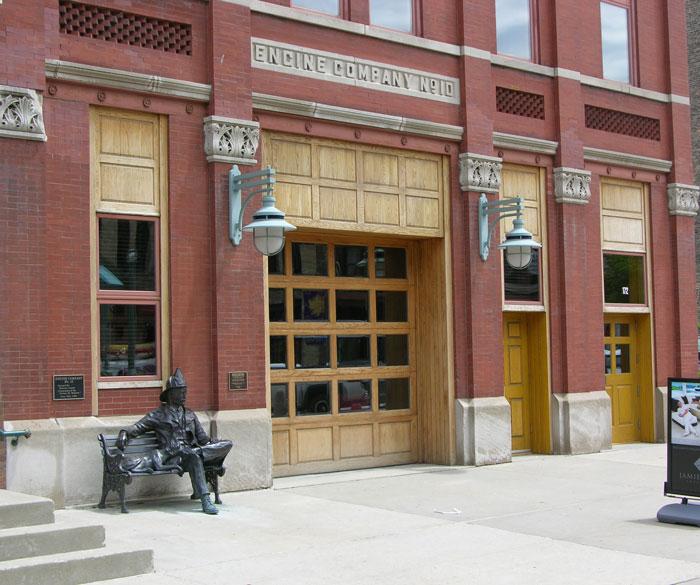 3rd Ward Firehouse