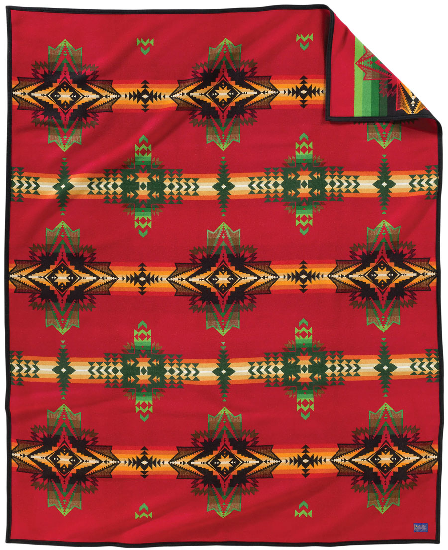 Pendleton Blankets New Designs
