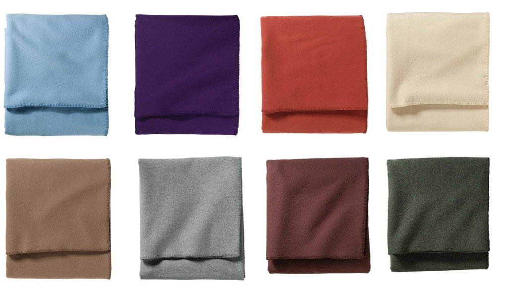 solids blankets