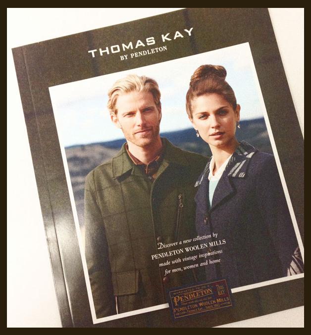 Thomas Kay catalog Cover