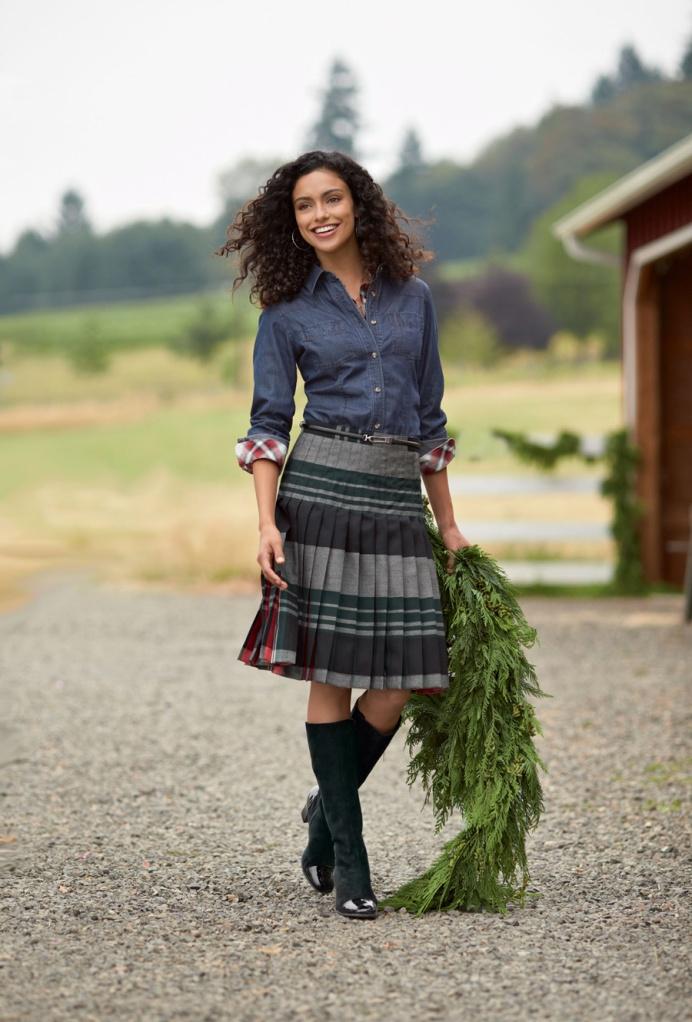 reversible skirt for 2013