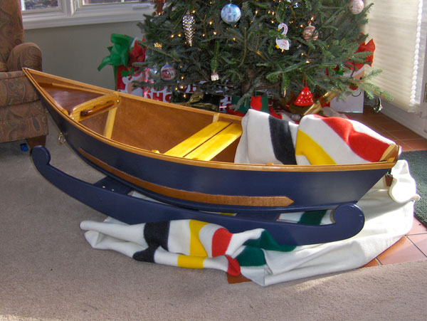 Final3 The rocking boat after painting