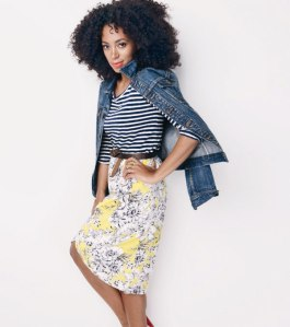 Solange-Knowles-mixing-prints-for-Madewell2
