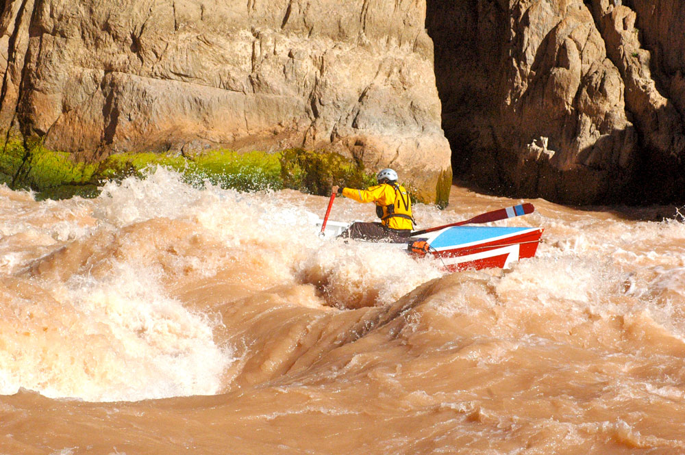 6_credit_Dave_Mortenson  Greg Hatten with his boat, the Portola