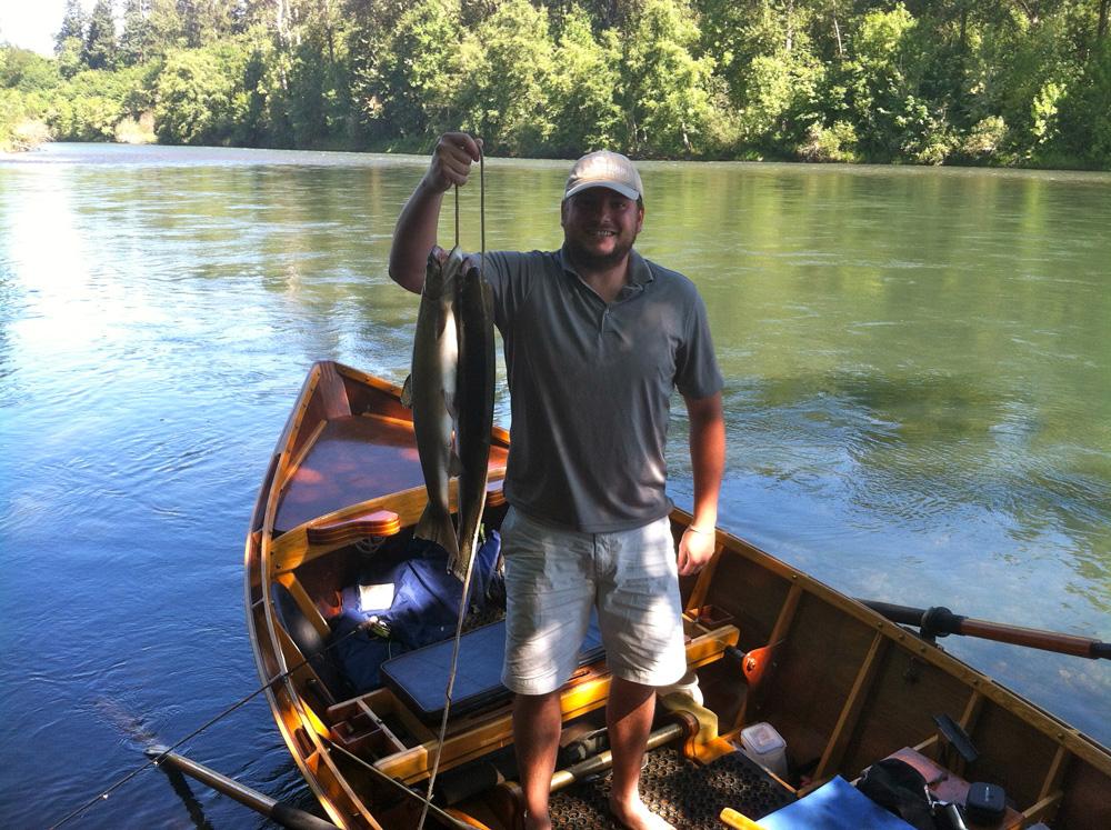 Josh_fish in the boat-again