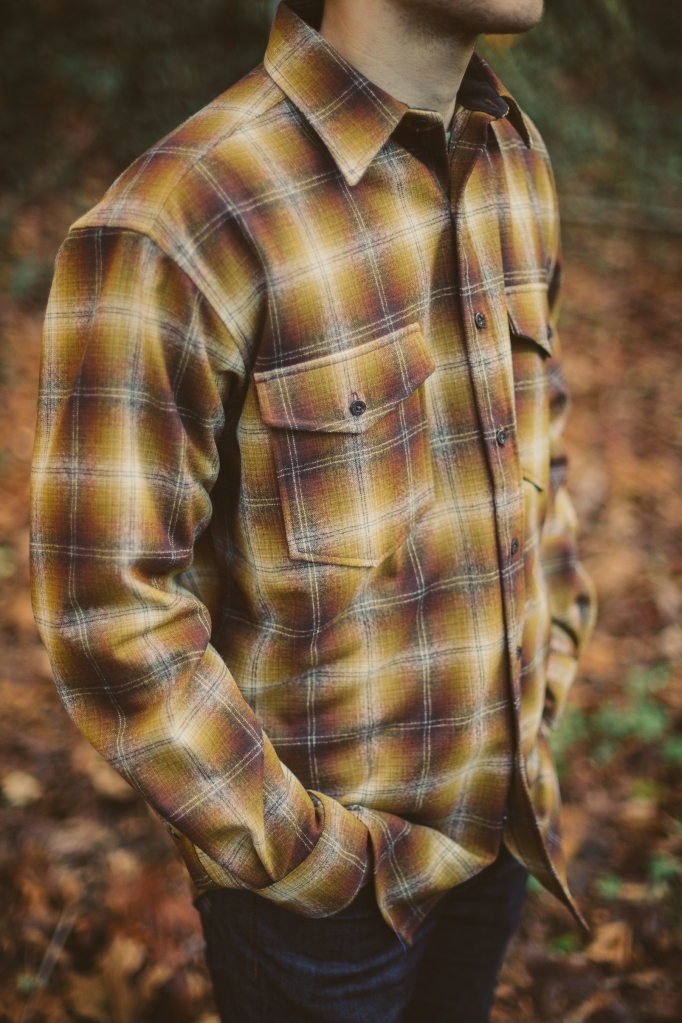 Limited Edition Guide Shirt for 2014 by Pendleton, photo by Taylor Painter