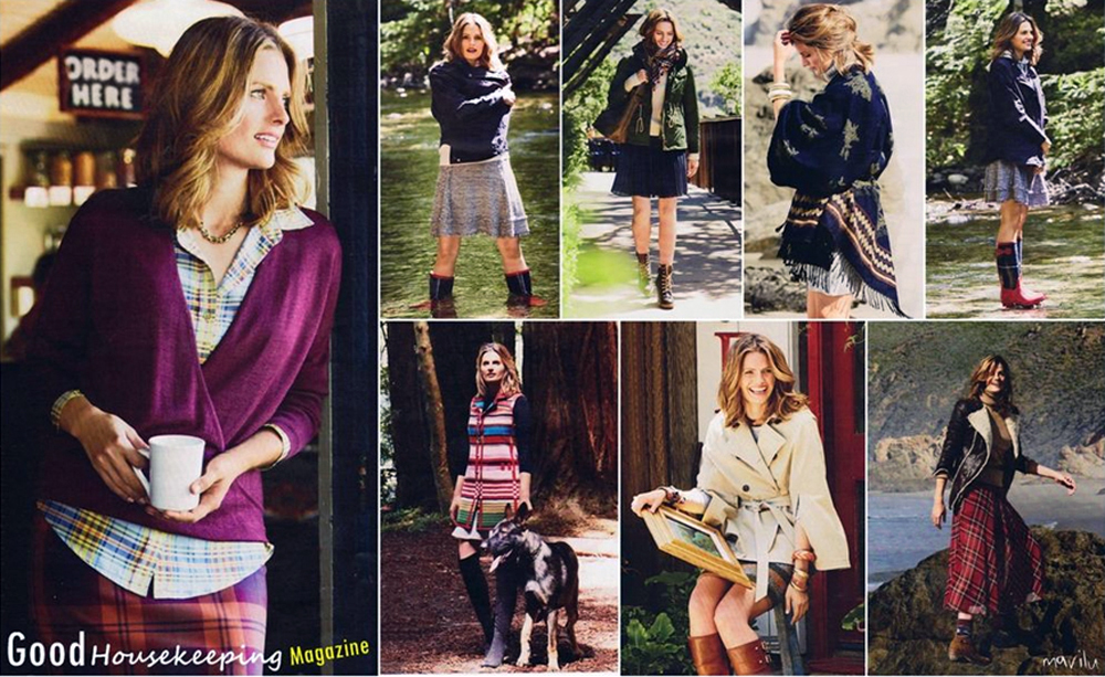 Stanic - all the looks in a Collage