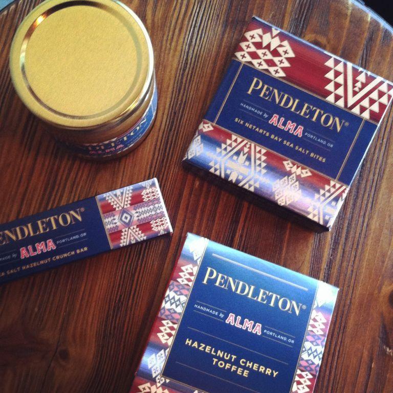 Alma x pendleton sweet treats  Copyright 2014_Lauren Modica