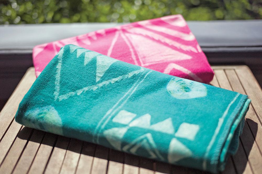 Batiks Blankets-1