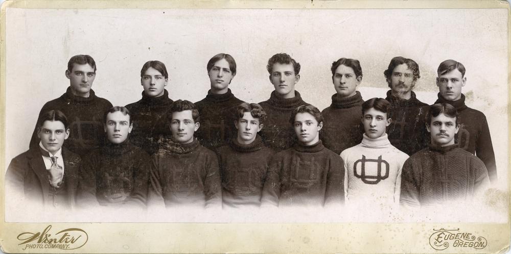 1895_team_group - Oregon Ducks
