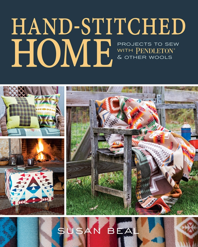 Hand-Stitched Home Cover