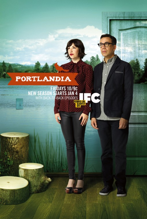 portlandia_show poster, IFC