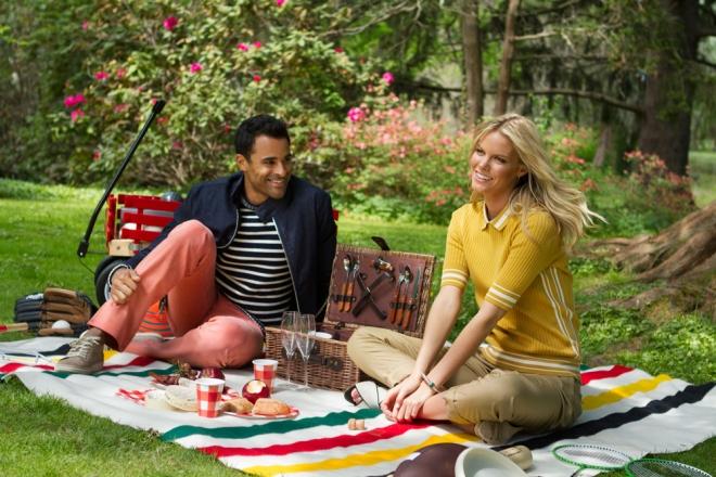 Casual picnic
