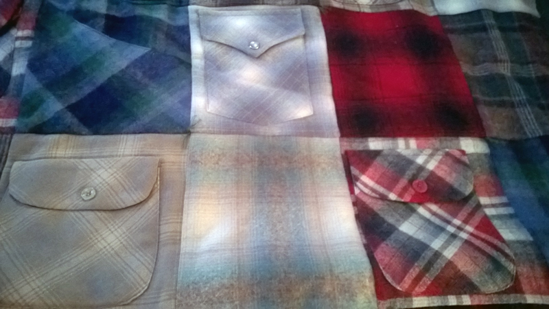 wool shirt quilt   Pendleton Woolen Mills : pendleton quilts - Adamdwight.com