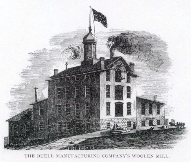 buell mill engraving
