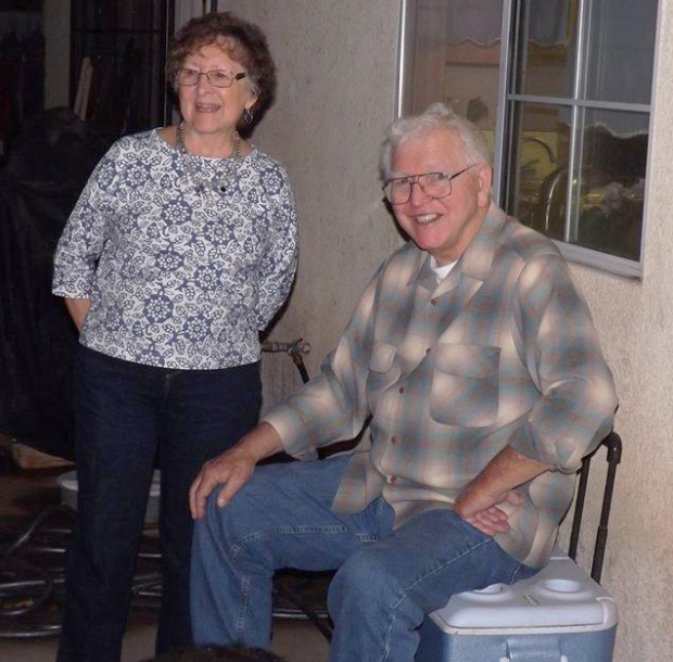 mom and dad 2013