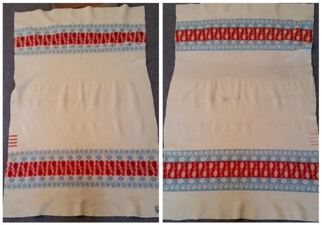 Vintage Rainier-Blanket-both-sides