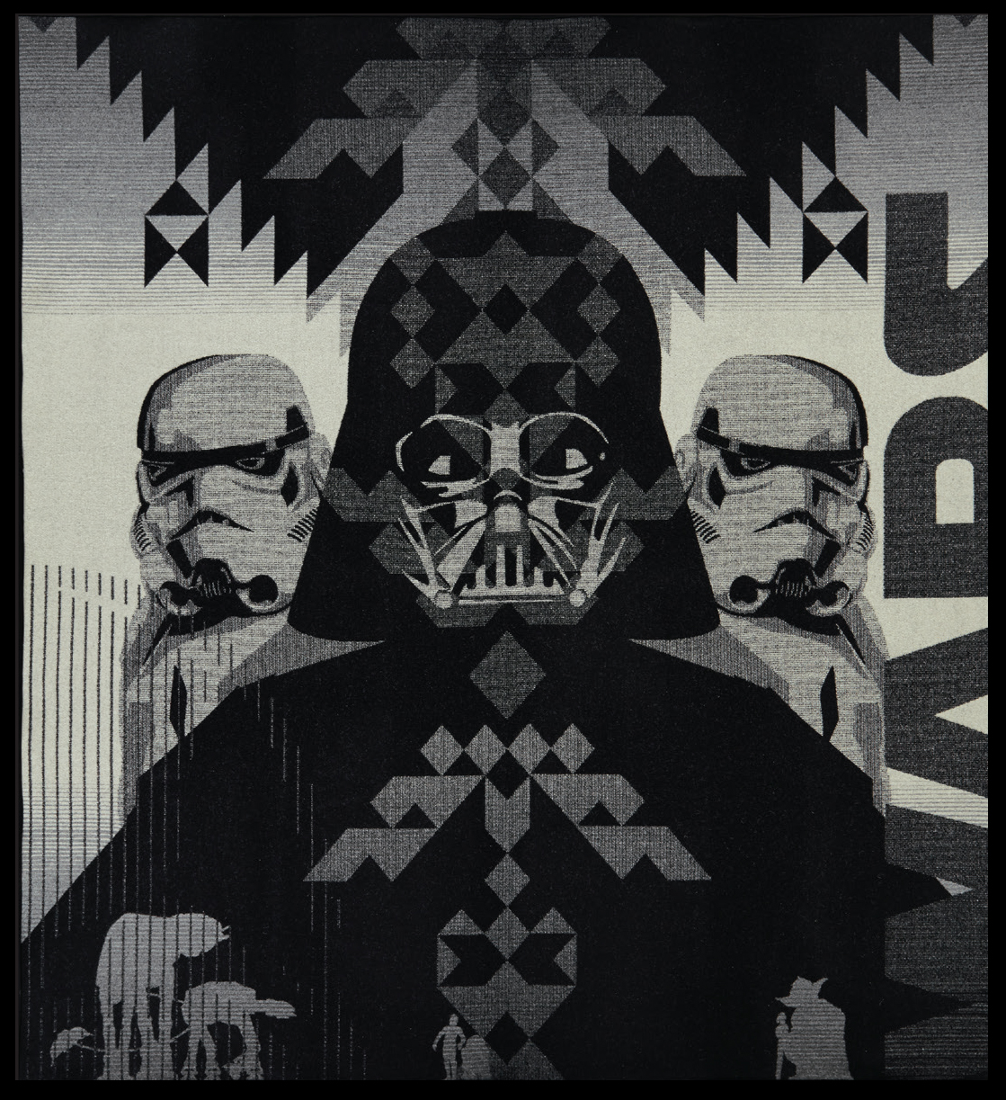 Star Wars And Pendleton Blankets Unveiled For Force Friday