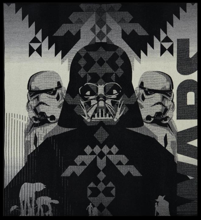 The Empire Strikes Back Pendleton Star Wars blanket