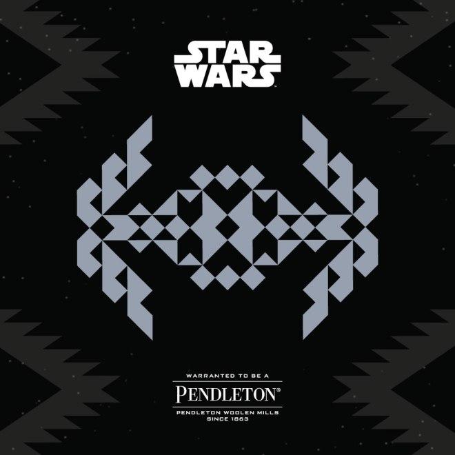 Star Wars Pendleton