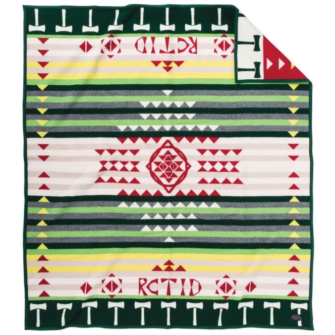 timbers blanket by pendleton