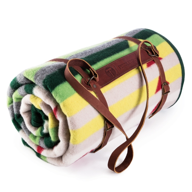 Pendleton_Timbers-Blanket_Rolled
