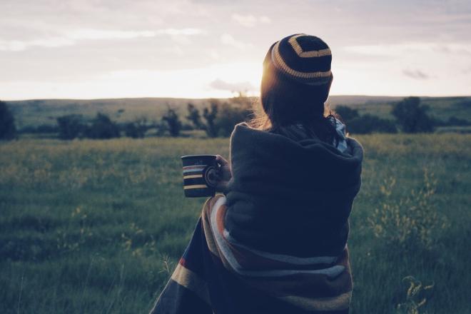 Coffee on the prairie