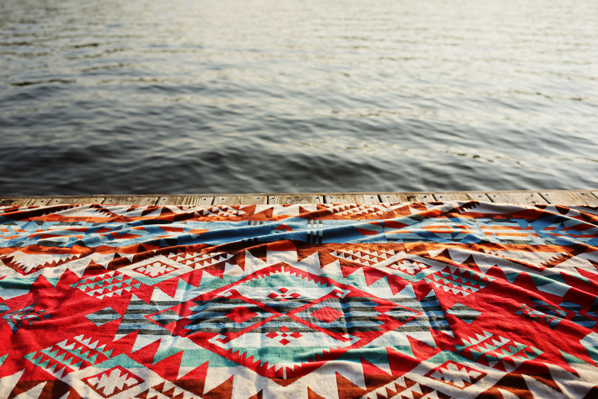 come away with poler and pendleton woolen mills
