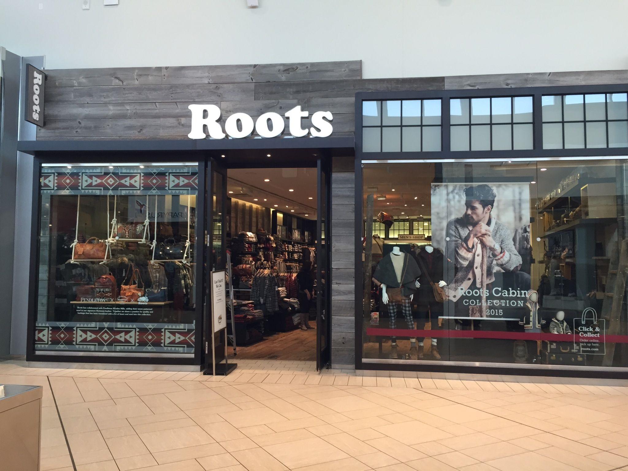 Roots shop online