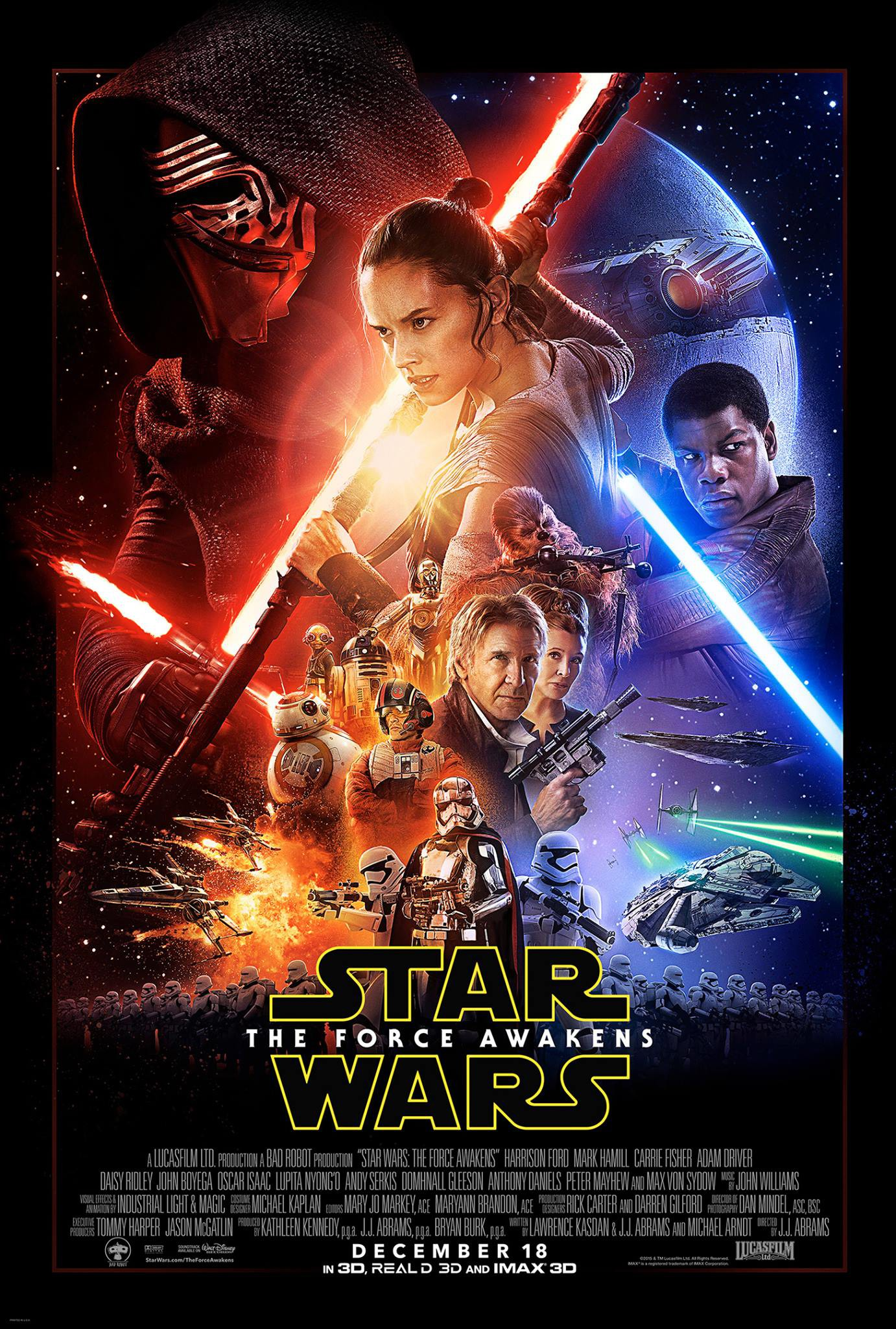 star_wars_episode_vii__the_force_awakens_movie poster, used with permission