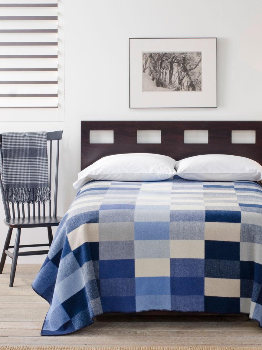 Boro_Patchwork blanket by Pendleton