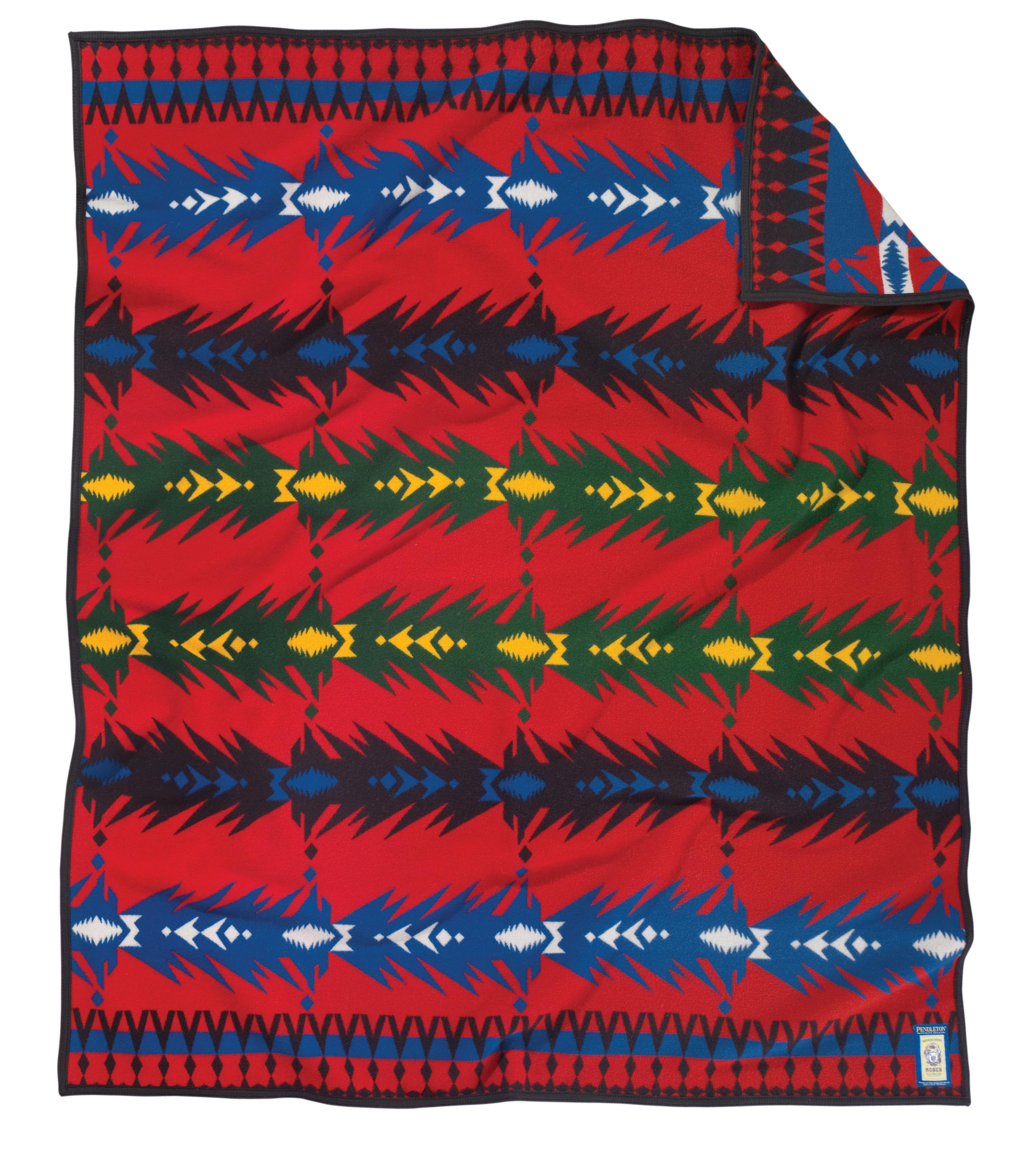Racine Tribute blanket #1